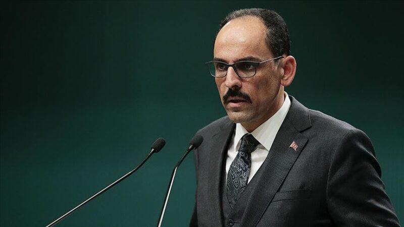 'Fransa ve Hafter'i destekleyenler Libya'daki çatışmanın yanlış tarafında'