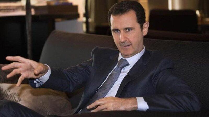ABD'den Beşar Esad ve eşi için yeni yaptırım kararı!