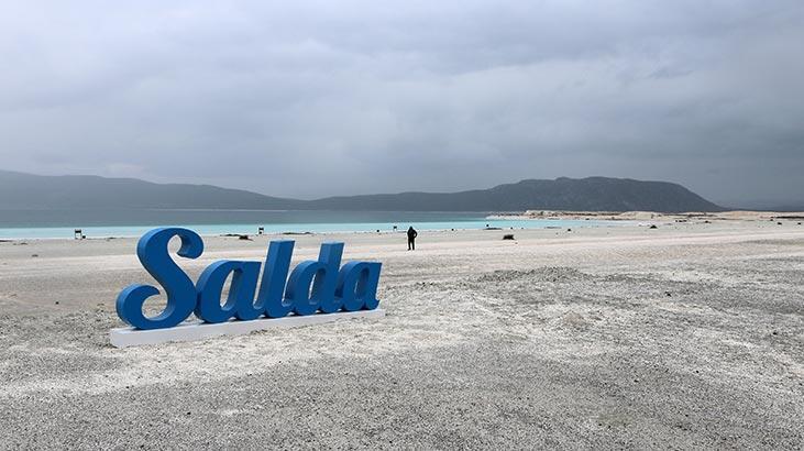 Salda Gölü, yeniden ziyarete açıldı