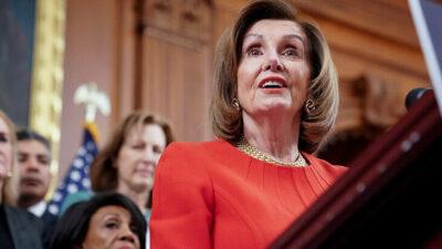 ABD'yi sallayan iddia için Pelosi'den istihbarat kuruluşlarına çağrı