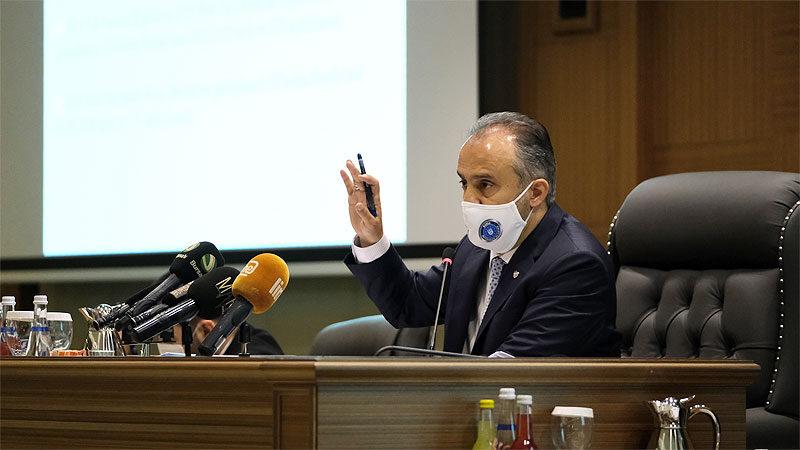 Bursalılar dikkat! Başkan Aktaş'tan su faturalarıyla ilgili açıklama