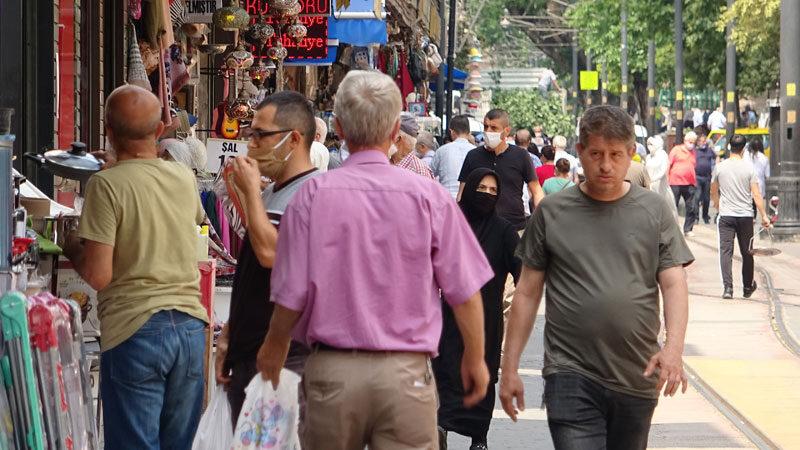 Bursa'da maske zorunluluğu geldi ama…