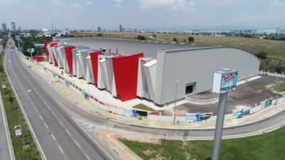 Osmangazi'den atletizme dev yatırım