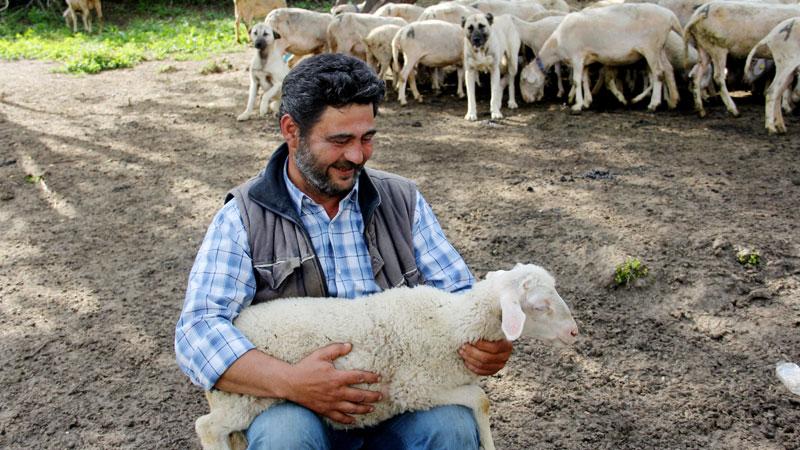 Yer: Bursa… 5 yaşında başladı, 40 yıldır bu mesleği yapıyor