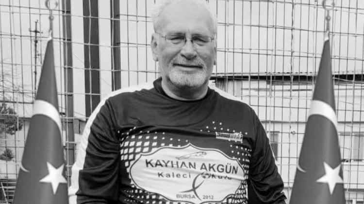 Bursaspor Kulübü acı haberi duyurdu! Kayhan Akgün hayatını kaybetti