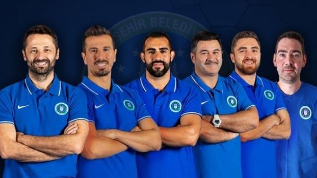 Bursa Büyükşehir Belediyespor Erkek Voleybol Takımı'nda teknik ekip belirlendi