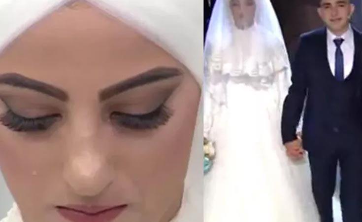 Canlı yayındaki nikahta şok! Esra Erol hemen yayını kesti