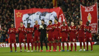 Liverpool'un 30 yıllık şampiyonluk hasreti sona erdi