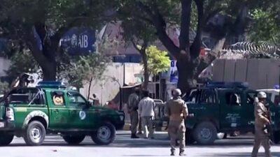 Afganistan'da pazar yerine roketli saldırı: 23 sivil hayatını kaybetti