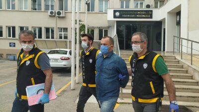 Bursa'daki uyuşturucu operasyonunda adliyeye sevk edilen 3 kişi tutuklandı