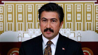 AK Parti'den muhalefete baro ziyareti
