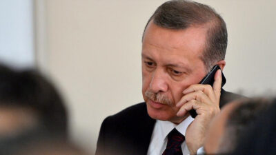 Erdoğan'dan Bursa Kestel'deki selde hayatını kaybedenler için taziye telefonu