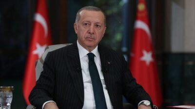 Cumhurbaşkanı Erdoğan'dan Bursalı şehit polisin ailesine başsağlığı mesajı