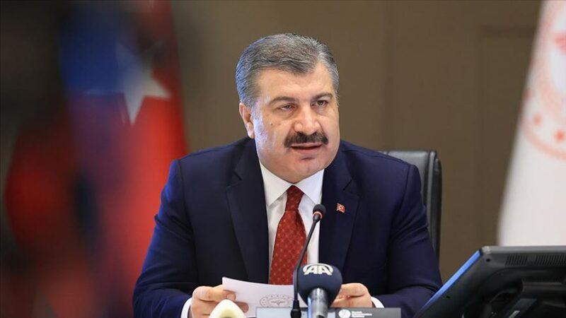 Sağlık Bakanı Koca 'Son günlerde göstergelerimiz tedirginliğimizi artırmaktadır' deyip uyardı