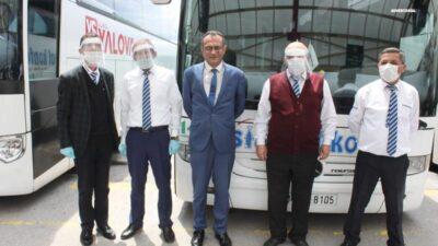 İstanbul Konfor, Sabiha Gökçen ve Yeni Havalimanı Seferlerini Başlattı