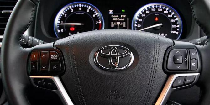 Toyota büyüyor