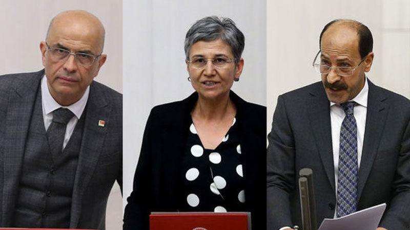 3 ismin milletvekilliği düşürüldü