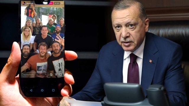 Acun hakkında hazırlanan rapor, MYK'da Erdoğan'a sunuldu