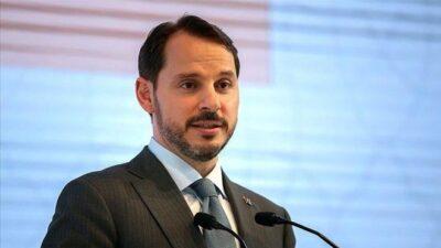 Bakan Albayrak'tan ihracat rakamlarına ilişkin açıklama