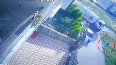 Bursa'da dehşete düşüren kaza! Anne kızı böyle ezdi…