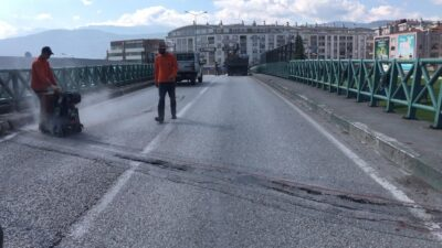 Bursa'nın ana yolları sokağa çıkma kısıtlamasında yenilendi