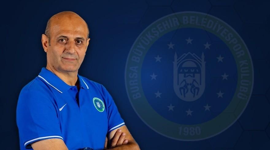 Büyükşehir Belediyespor Fazıl Demirci ile yeniden anlaştı