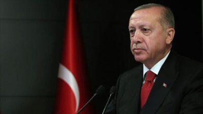 Cumhurbaşkanı Erdoğan'dan Babalar Günü paylaşımı