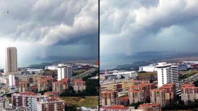 İstanbul'da hortum