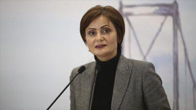 Canan Kaftancıoğlu'na verilen hapis cezası onandı