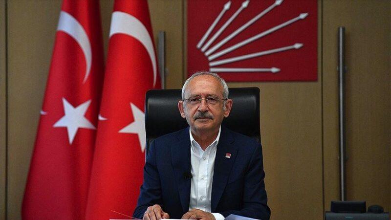 Kılıçdaroğlu'ndan Pençe-Kaplan Operasyonu şehidinin ailesine başsağlığı mesajı