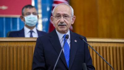 CHP Genel Başkanı Kılıçdaroğlu; Barolar siyasi kuruluş değildir…