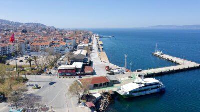 Mudanya'da esnaf dertli… Ruhsatları iptal olabilir…