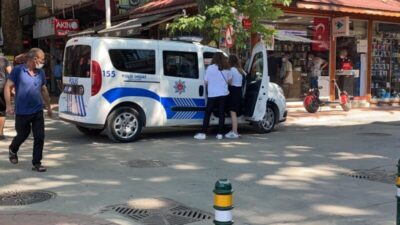 Sınava giden genç kıza şoku yaşadı! Polise yarım saat dil döktü ama…