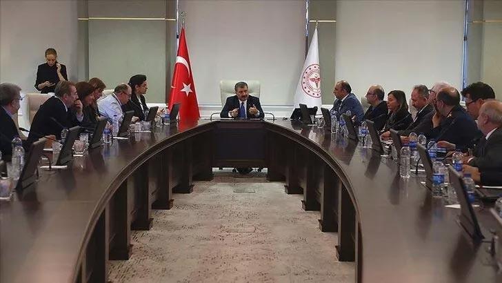 Saat 17.00'de kritik toplantı! Türkiye geneli yasak talebi