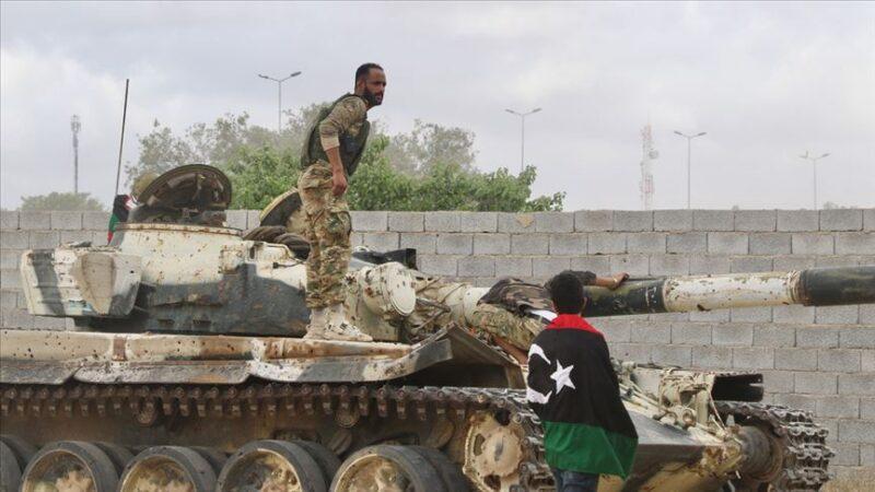 Libya Ordusu yeni harekat başlattı…