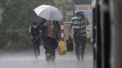 Bursa'da yağış olacak mı? İşte cevabı…