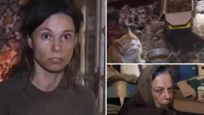 26 yıl boyunca evde tuttuğu kızına kedi maması yedirdi
