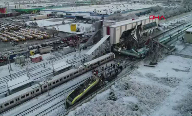 Hızlı tren kazasıyla ilgili görülen davada tutuklu sanık kalmadı