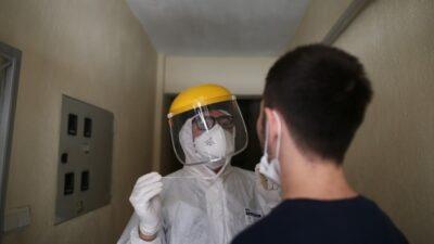 Bursa'da 1 kişi 24 kişiye virüs bulaştırdı, ekipler seferber oldu