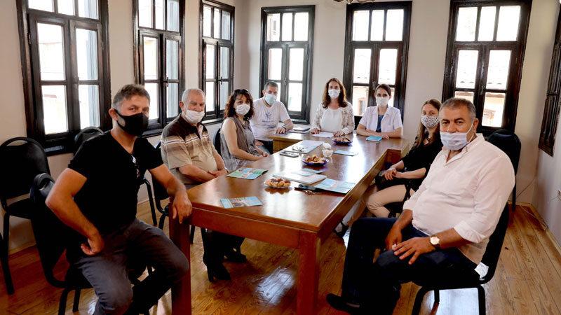 Mudanya'da muhtarlara eğitim