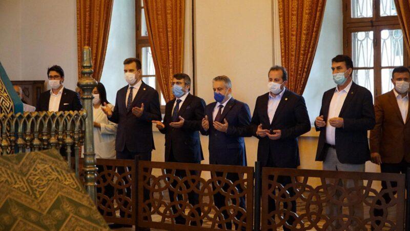 Osmangazi'de 'Ayasofya' duası