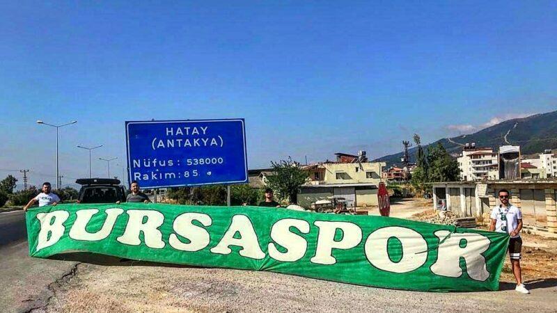 İşte Bursaspor aşkı!