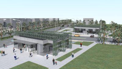 Acemler-Nilüfer arasına yeni istasyon