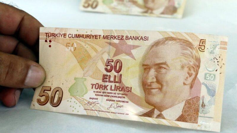 50 TL'lik banknota 75 bin liralık teklif