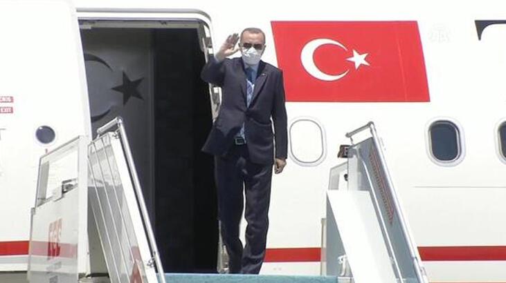 Cumhurbaşkanı Erdoğan, Katar'a gidiyor