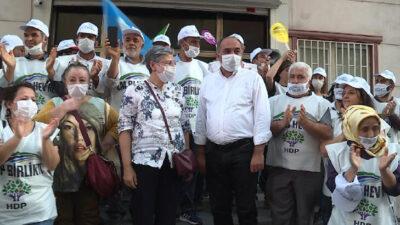 Yürüyüşe katılan HDP'li vekillerin korona testi pozitif çıktı