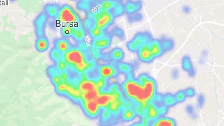 İşte bölge bölge koronovirüs vaka sayıları! Bursa'da son durum ne?