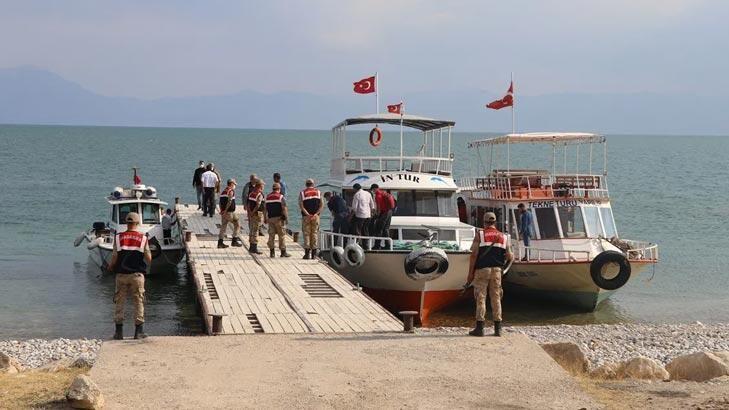 Van'daki tekne faciasında ölü sayısı arttı!