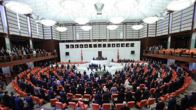 TBMM'de 15 Temmuz Demokrasi ve Milli Birlik Günü programı belli oldu
