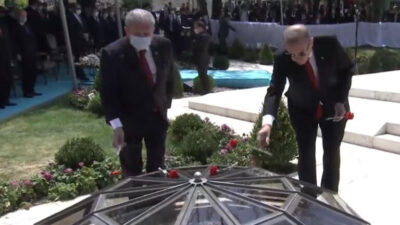 15 Temmuz şehitleri anılıyor! Cumhurbaşkanı Erdoğan Gazi Meclis'te